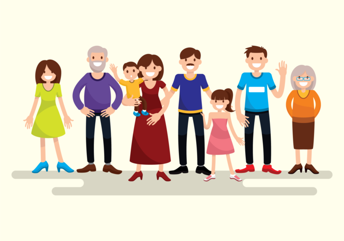 family free vector art 7984 free downloads rh vecteezy com family vector free download family vector art free