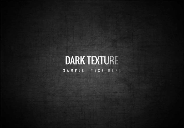 Free Vector Dark Texture Background