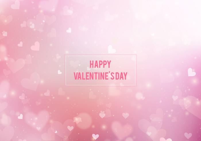 Vector San Valentin Background