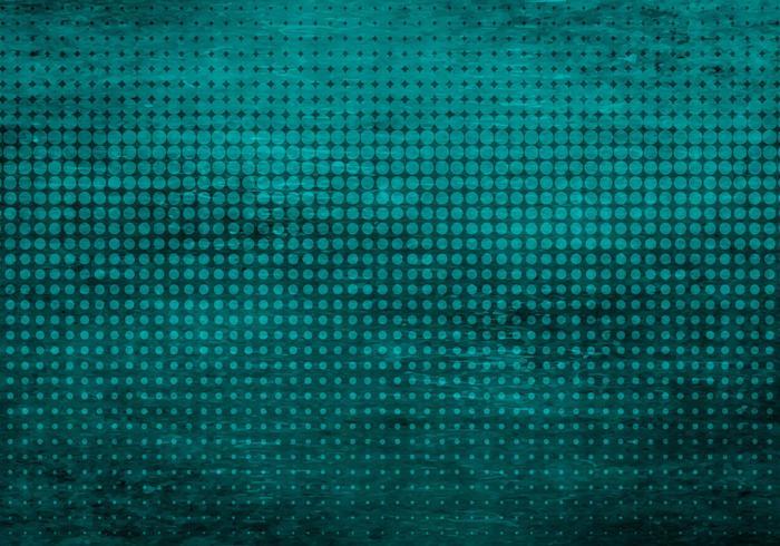 Vecteur libre Bleu Texture Halftone fond