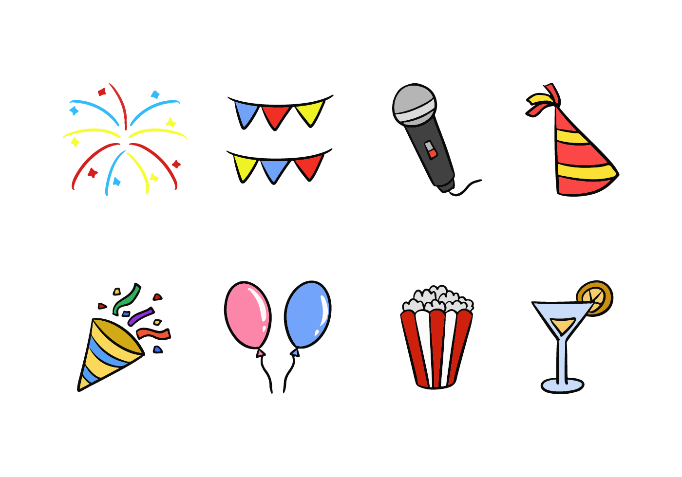 Festival Icons Download Free Vector Art Stock Graphics