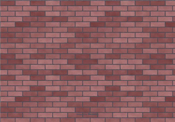 Brick Texture Background vector