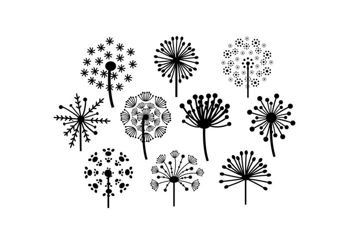 Free Blowball Vector