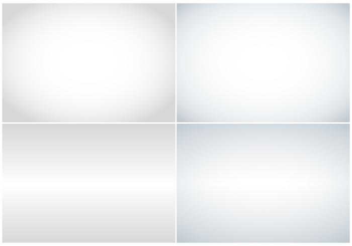 Grey Gradient Custom Background Four Pack