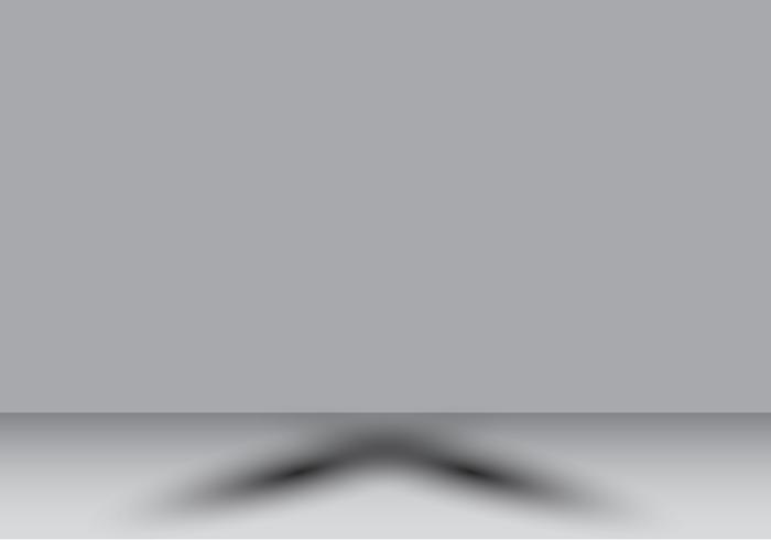 Advertising Display Background with Grey Gradient