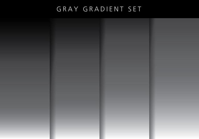 Charcoal Gradient Background Vectors