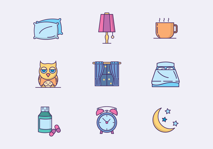 Sleeping Icons