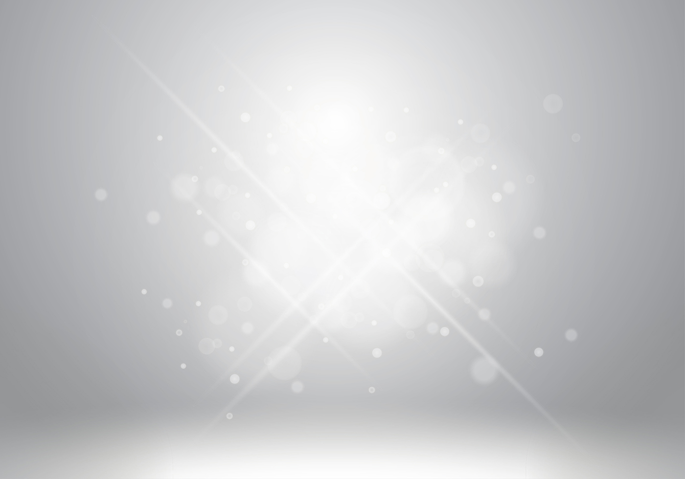 Grey Gradient Background Shiny Free Vector