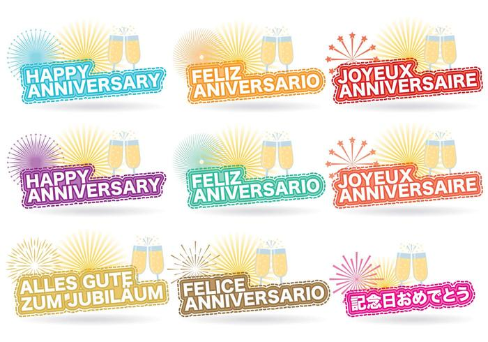 Anniversary Titles