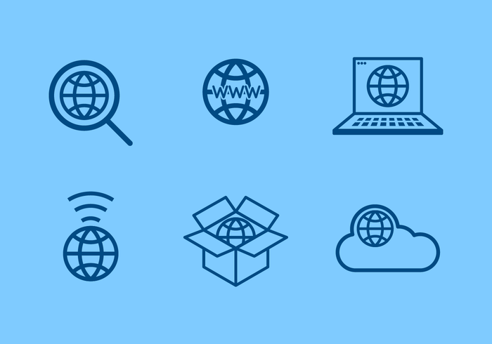 Free Internet Logo Vector