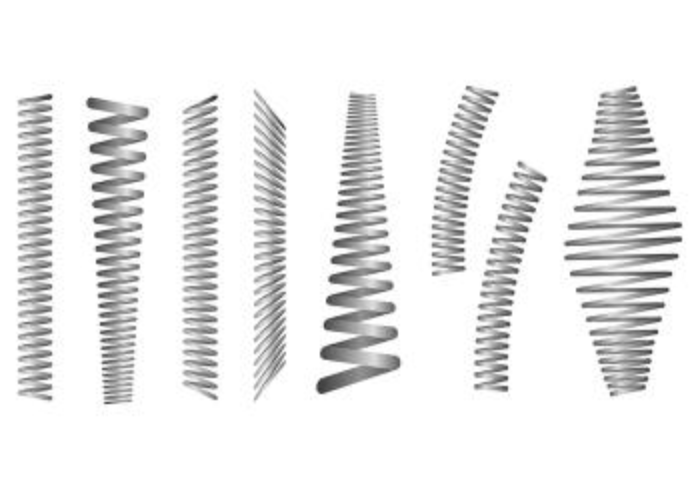 Set Of Slinky Vectors