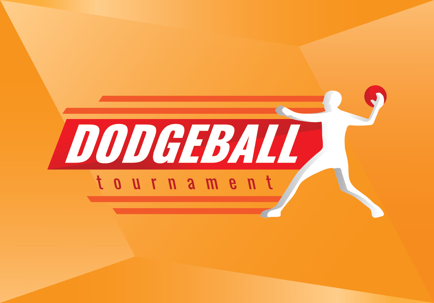 Free Dodgeball Tournament Vector Logo - Download Free Vector Art, Stock Graphics & Images
