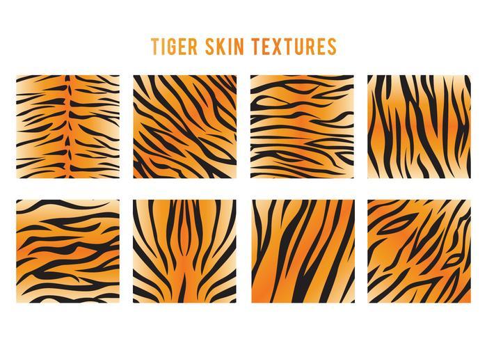 Tiger Stripe Vector