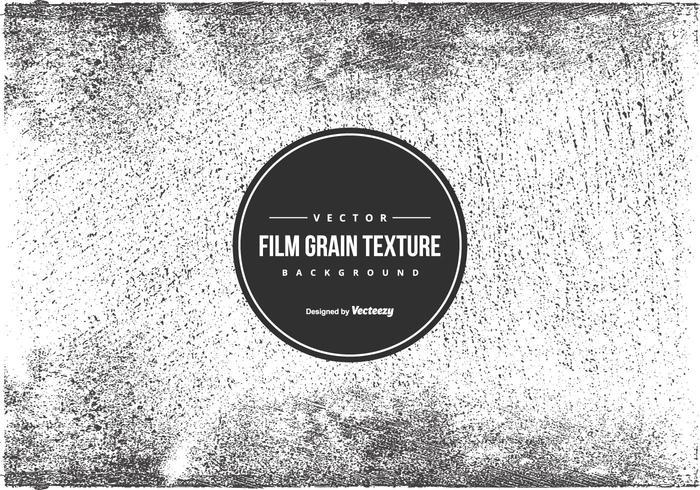 Grano de película pesada textura vector