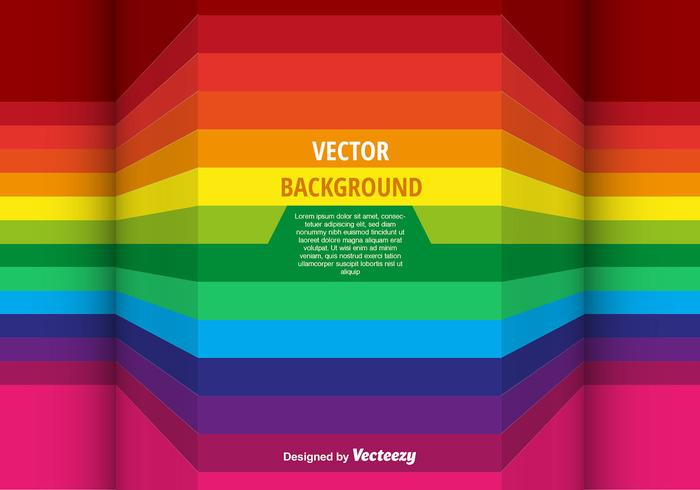 Vector abstract Colorful Template