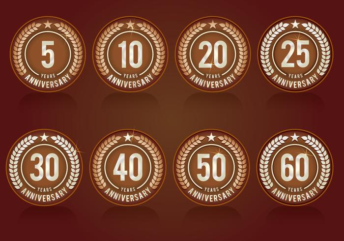 Anniversary Free Vector Art 16044 Free Downloads