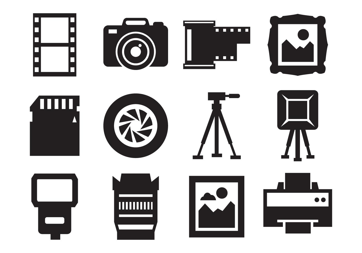 Camera Free Vector Art 52 276 Free Downloads