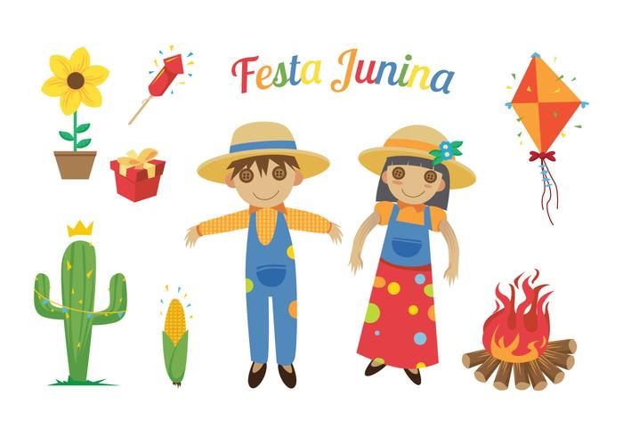 Festa Festival Vector