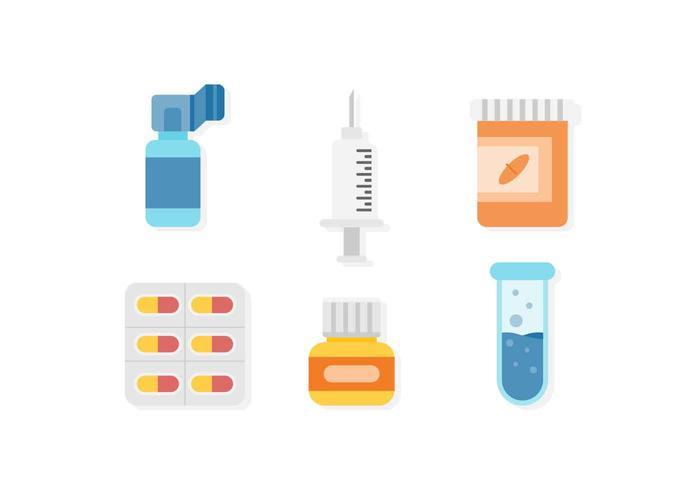 Vettori di medicina terapeutica gratuiti