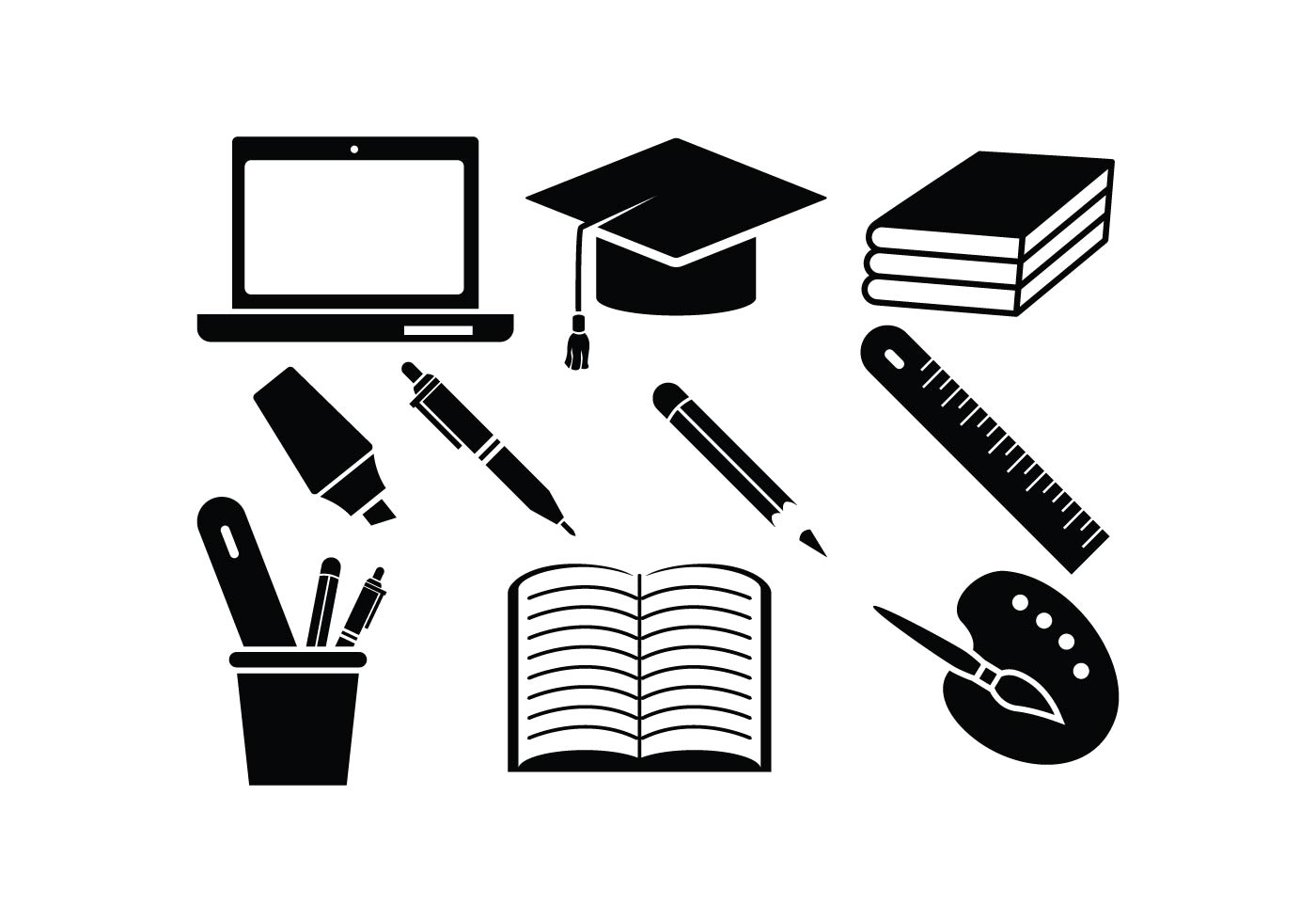 free student vectors download free vector art stock