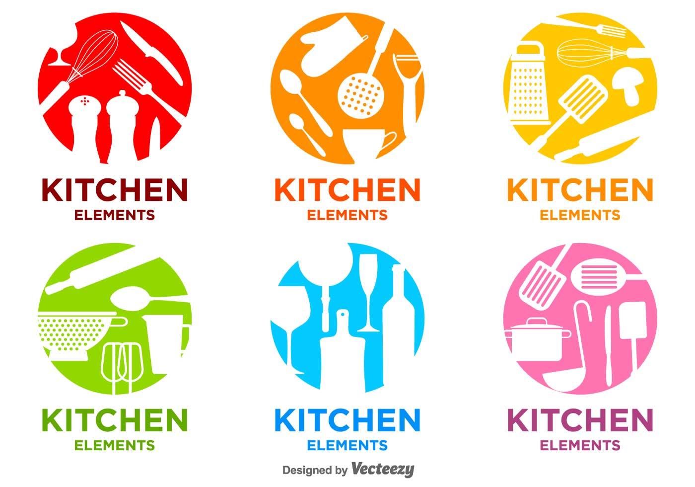 Cocina brillante Logos Vector - Descargue Gráficos y Vectores Gratis