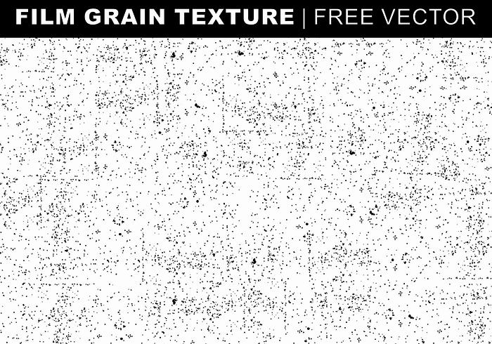 Cine de la textura del grano libre del vector