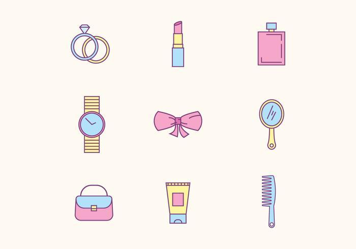 Women Beauty Icons