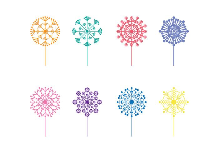 Free Blowball Vector Pack