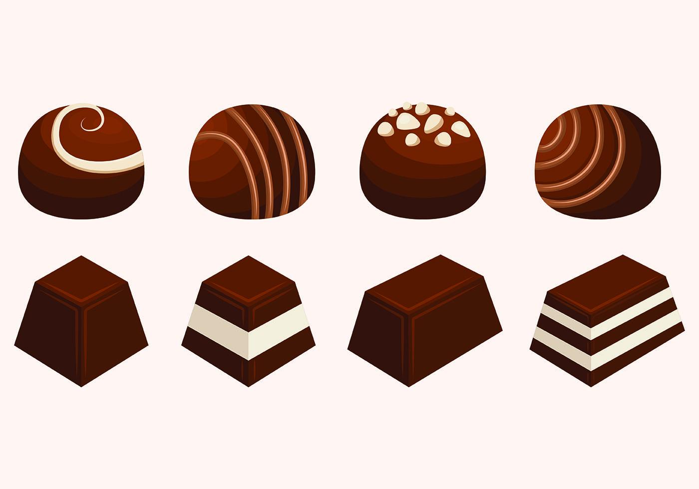 卡通巧克力 免費下載 | 天天瘋後製