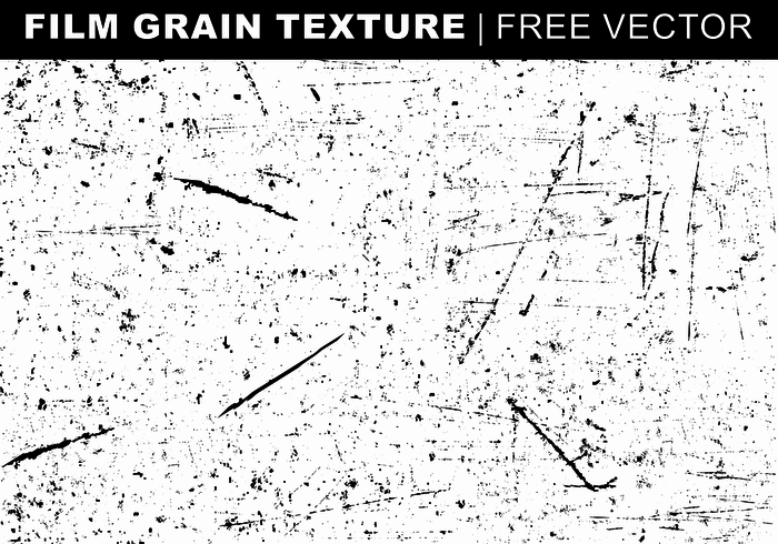 Film Grain Texture Free Vector