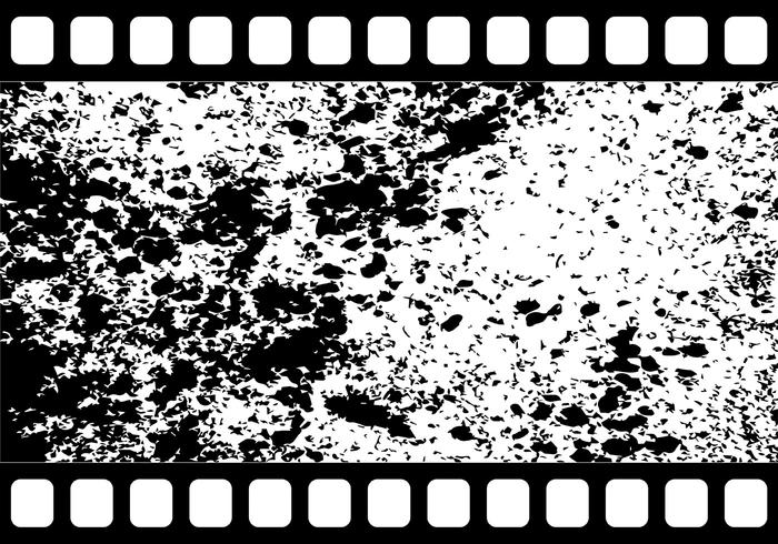 Free Film Grain Vector Background