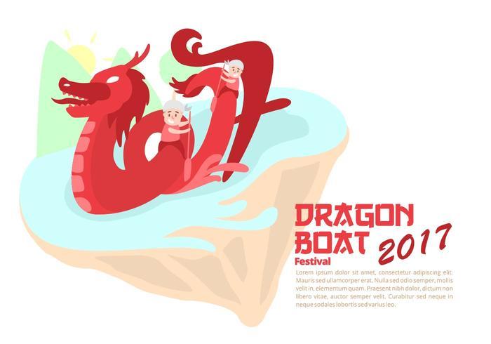 Antecedentes Festival del Bote del Dragón
