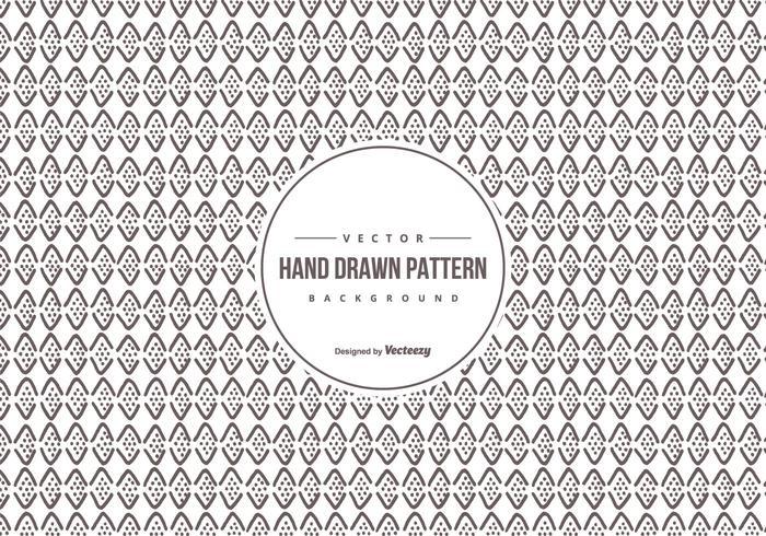 Hand Drawn Background Pattern