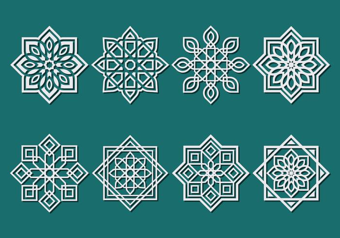 islamic ornament vector download free vector art  stock vector ornaments border vector ornaments word