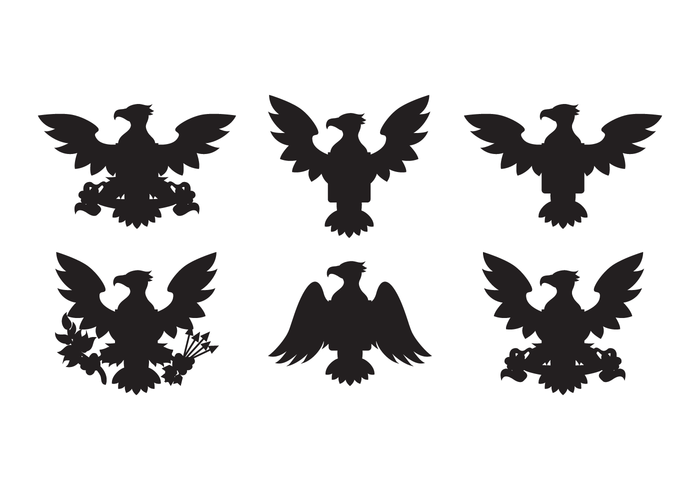 Eagle Seal Silhouette