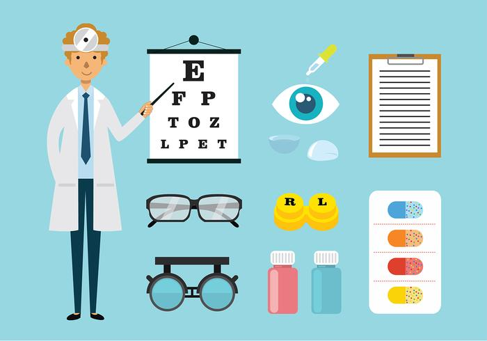Eye Doctor and Toosl Vectors