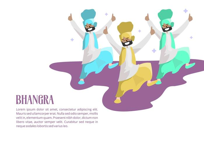 Antecedentes bhangra