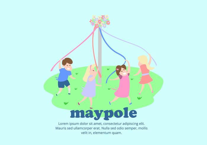 Maypole Background
