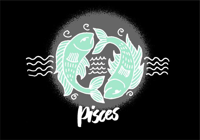 Pisces Zodiac Symbol Download Free Vector Art Stock Graphics Images