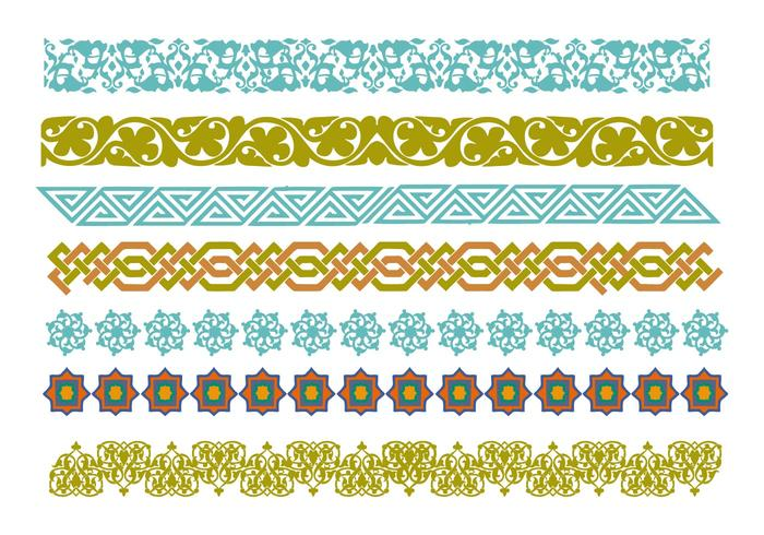 islamic frame free vector art 24 683 free downloads https www vecteezy com vector art 142705 free decorative islamic ornaments vector