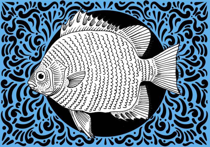 Ornate Fish Design