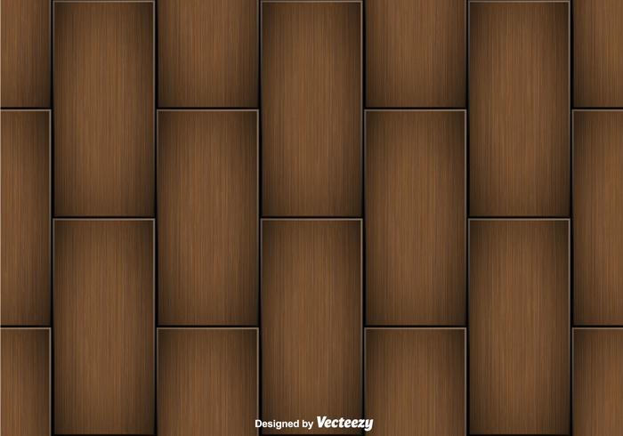 Wooden Planks Vector Seamless Pattern