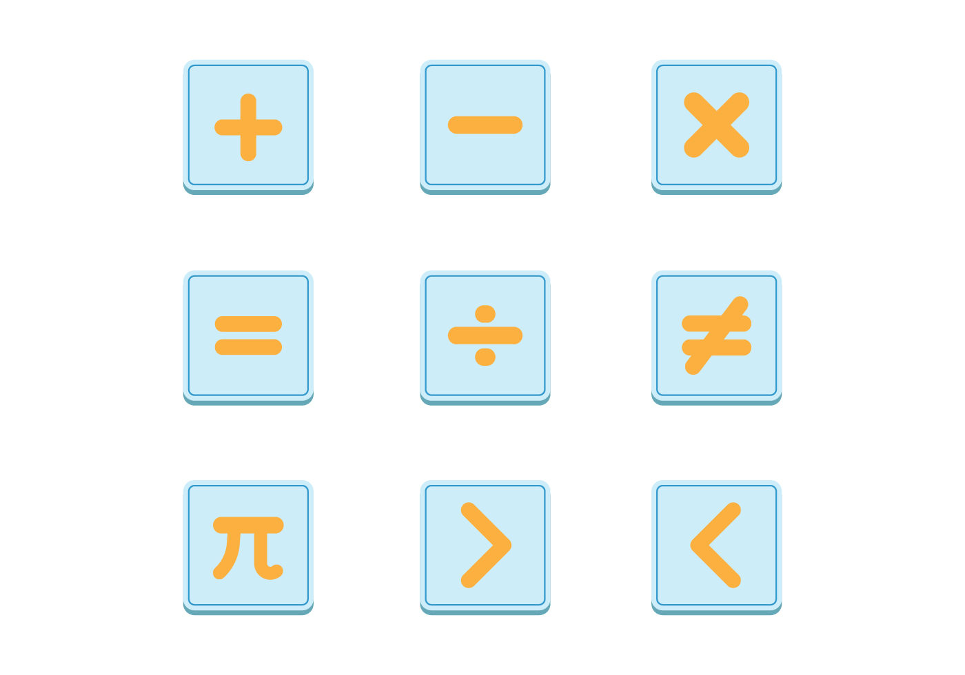Math Symbols Vector Sets Download Free Vector Art Stock Graphics