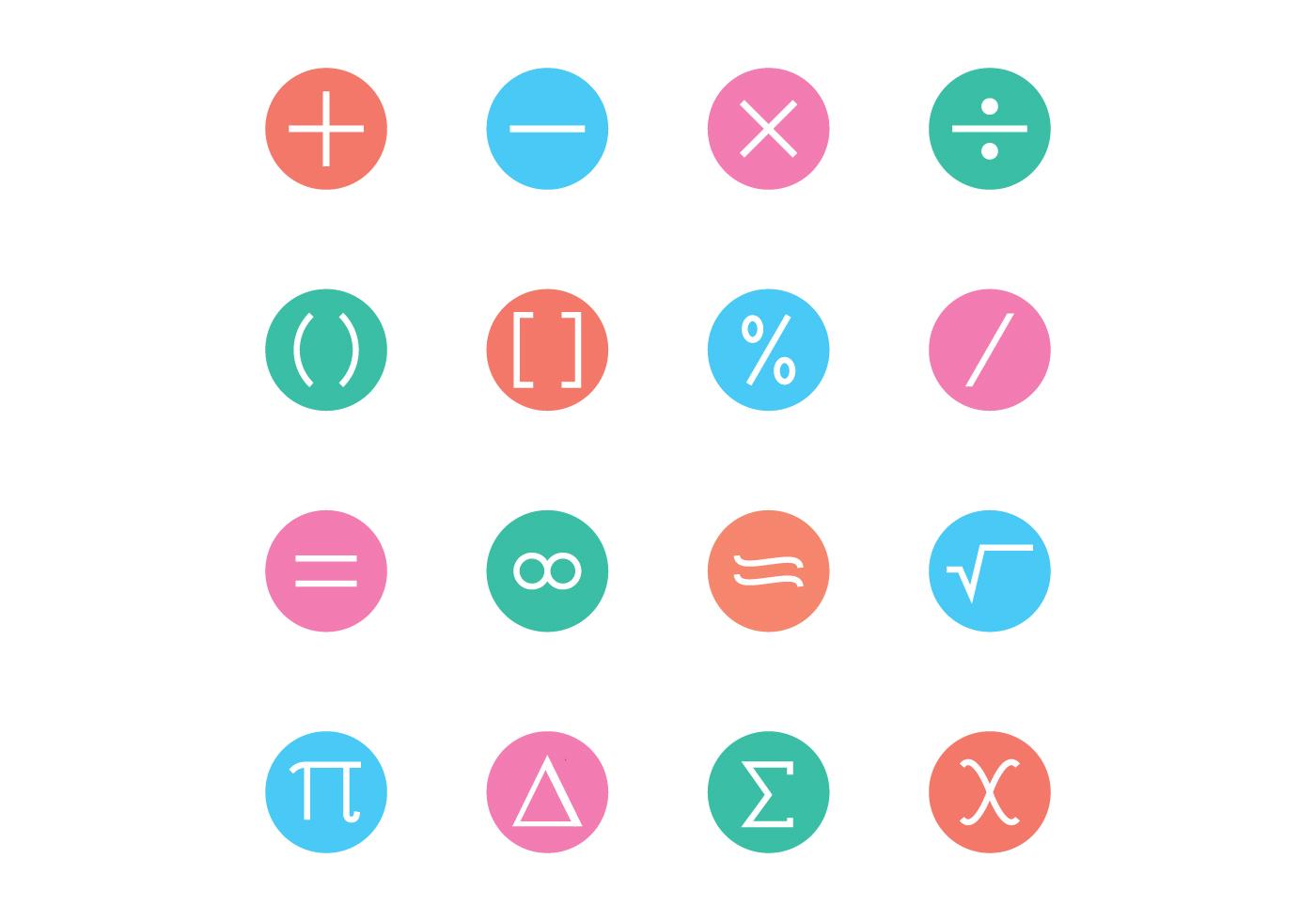 Math symbol icon vectors download free vector art stock graphics math symbol icon vectors download free vector art stock graphics images buycottarizona Image collections