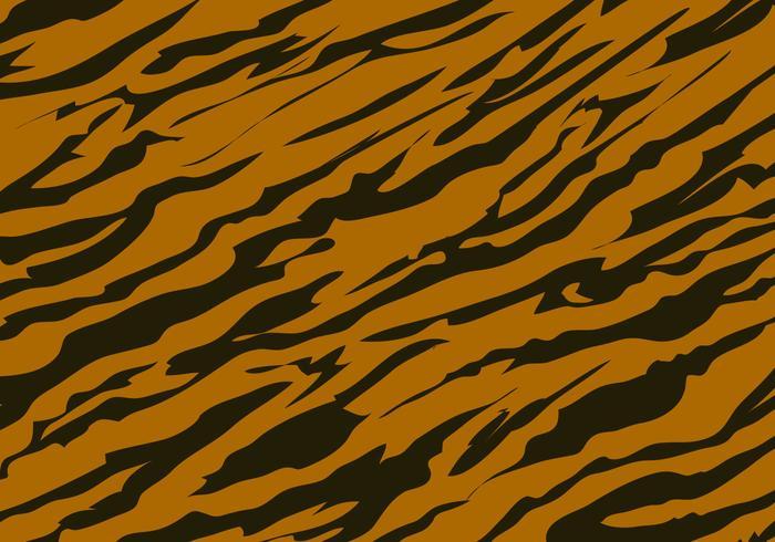 La raya del tigre del fondo del modelo