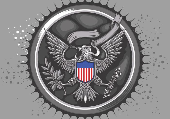Americano Vector Silver Eagle