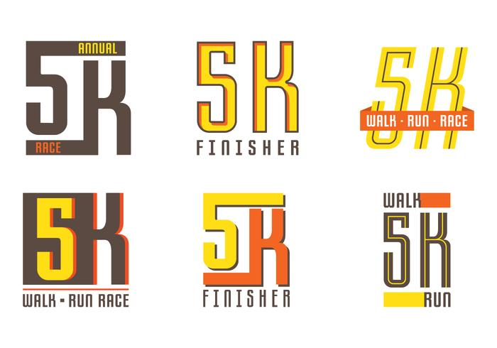 5K Label vector