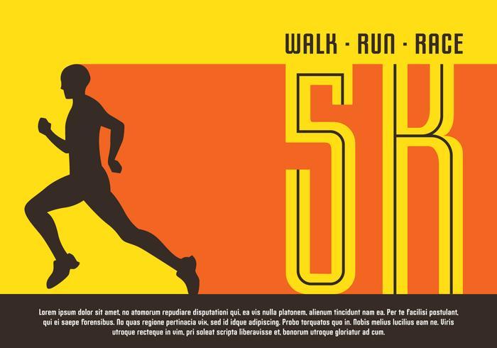 5K Poster