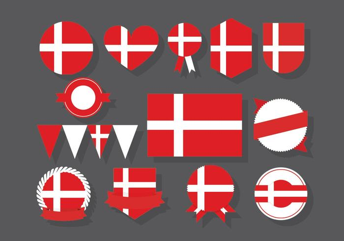 Danish Badges