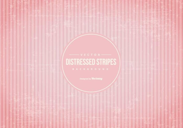 Distressed Stripes Background